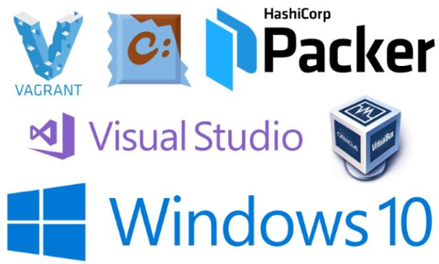 Creating Windows 10, Visual Studio 2017 with VirtualBox